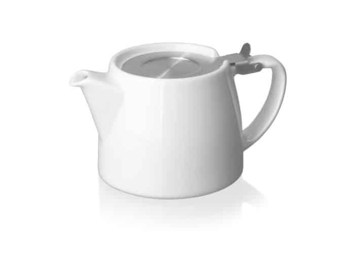 AVANTCHA | Forlife Stump Teapot White